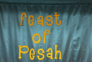 Feast of Passover or Pesach